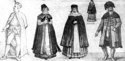 Kleidung des Adels